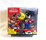 World of Nintendo Super Mario Odyssey Figure Set with Cappy