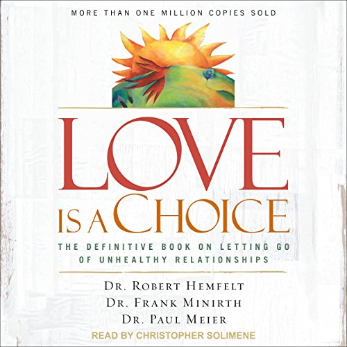 Love Is a Choice audiobook cover art