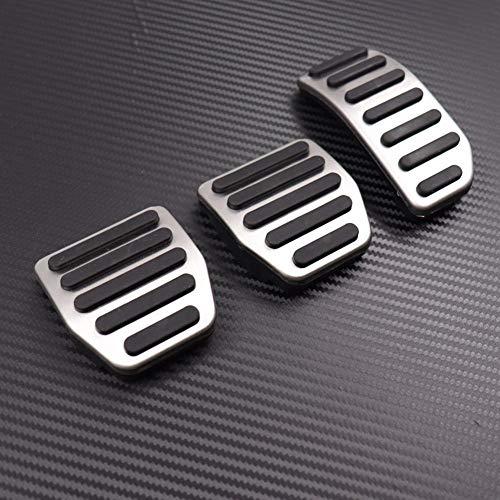 ZHHRHC Auto Pedal Modifiziertes Zubehör MT, für Volvo XC60 S60 S80L S60L V60 V70