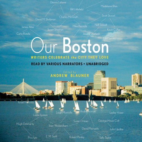 Our Boston audiobook cover art