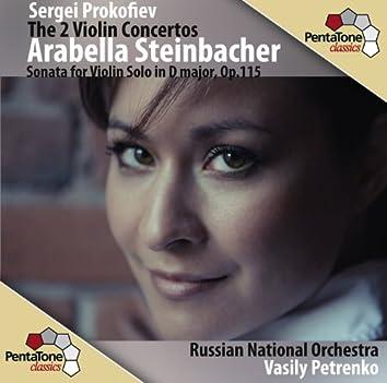 Prokofiev: The 2 Violin Concertos