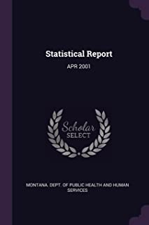Statistical Report: Apr 2001