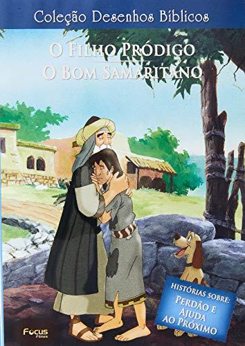 Desenhos Biblicos - Vol.11 - O Filho Prodigo/O Bom Samaritano