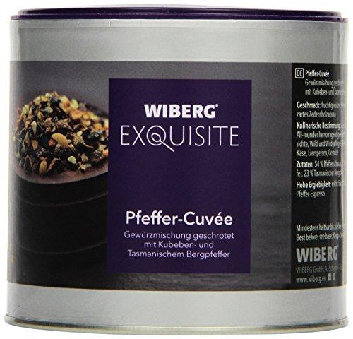Wiberg Pfeffer-Cuvée, Gewürzmischung geschrotet, 1er Pack (1 x 200 g)