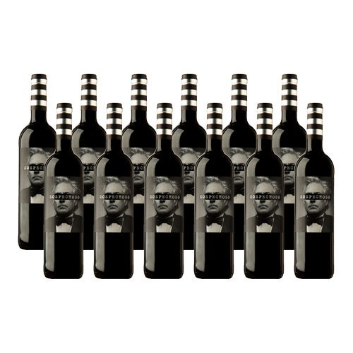 Sospechoso - Vino Tinto - 12 Botellas