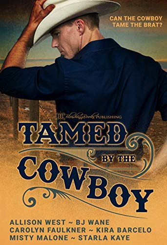Tamed by the Cowboy (English Edition)