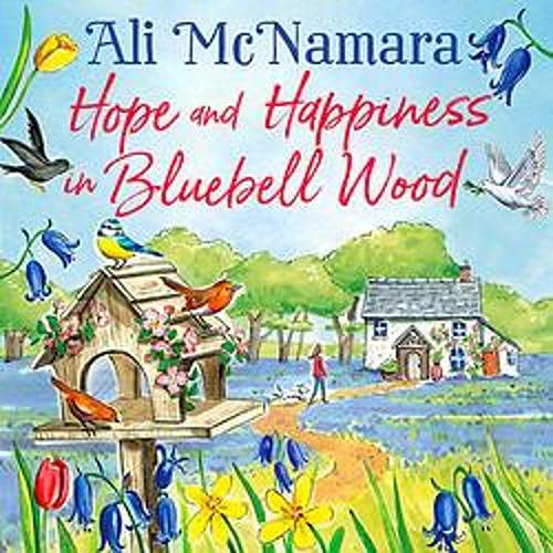 Hope and Happiness in Bluebell Wood cover art