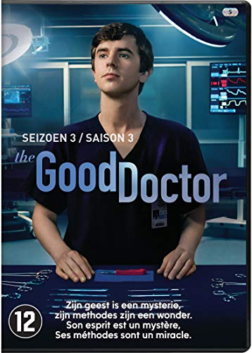 Good Doctor : Saison 3 [DVD]