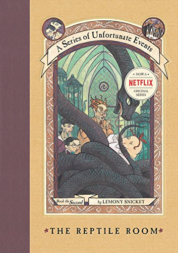 Snicket, L: A Series of Unfortunate Events #2: The Reptile R
