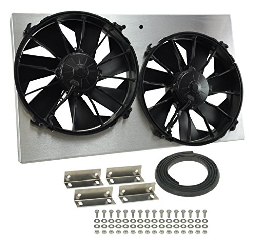 Best small high output fan
