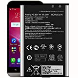 for ASUS ZenFone 2 Laser 6 ZE601KL Z011D Replacement Battery, for C11P1501 Battery