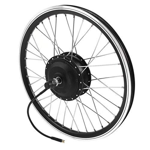 DAUERHAFT Kits de conversión de Bicicleta eléctrica La Horquilla Delantera es de 100 mm La Velocidad máxima del Motor será de 28 km/H 36 V / 48 V 350 W Garantía(#2)
