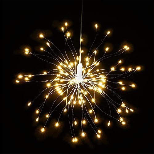 Daliuings Practically 1-5PCS 200 LED Max 64% OFF String Fireworks Bouq Light Max 41% OFF