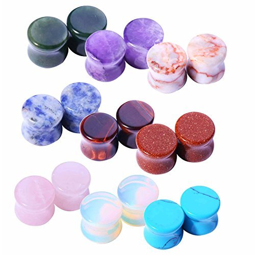 0g plugs and tunnels for women - 8