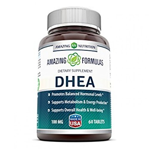 Amazing Nutrition DHEA Supplement, …