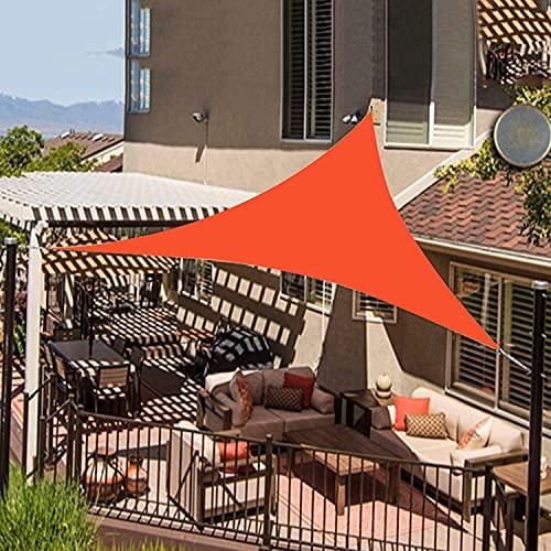 YLJXXY Toldos Impermeables Exterior Toldo Vela de Sombra Protección Rayos UV Toldo Resistente e Lmpermeable para Patio, Exteriores, Jardín
