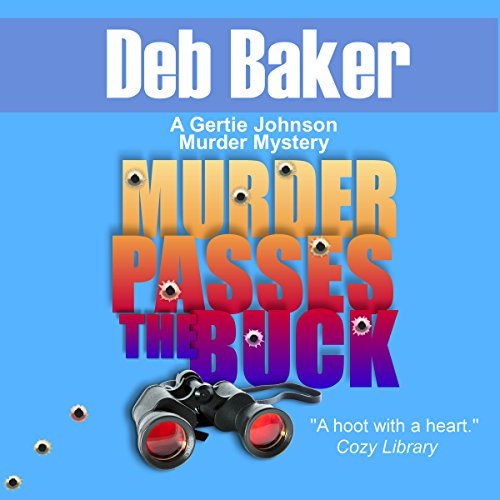 Murder Passes the Buck cover art