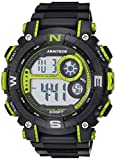 Armitron Men's 40/8284LGN Lime Green Accented...