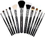 シグマ ビューティ Essential Kit Professional Brush Collection - # Black 12pcs並行輸入品