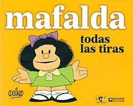 By Quino Mafalda: Todas las tiras (1st First Edition) [Paperback]