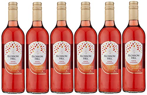 Blossom Hill White Zinfandel 75 cl (Case of 6)