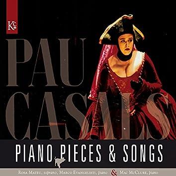 Piano pieces & Songs