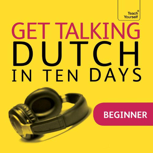 Get Talking Dutch in Ten Days audiobook cover art