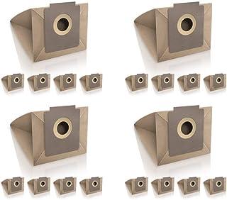 Wessper 20x Bolsas para aspiradora Fagor VCE 305 (Papel)
