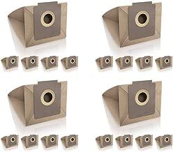 Wessper 12x Sacchetti per aspirapolvere per AEG-Electrolux POWERFORCE ZPFALLFLR Sintetici, S-Bag