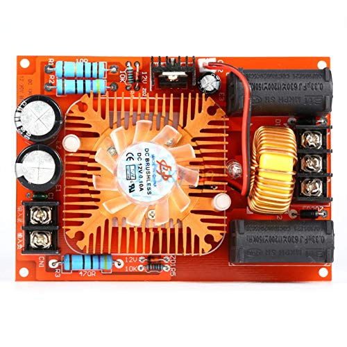 Ignition Coil Newest Coil Driver Board Flyback Driver ZVS Driver for Wirelessly Transmit Electricity, for igniting
