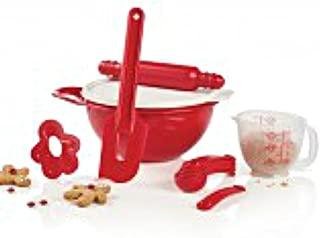 Childrens Baking Tupperware Mini Set