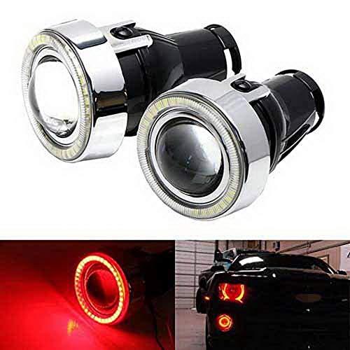Chrysler Sebring Halo Headlights - 7