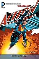 Superman: Action Comics Vol. 5: What Lies Beneath (The New 52) (Superman Action Comics)