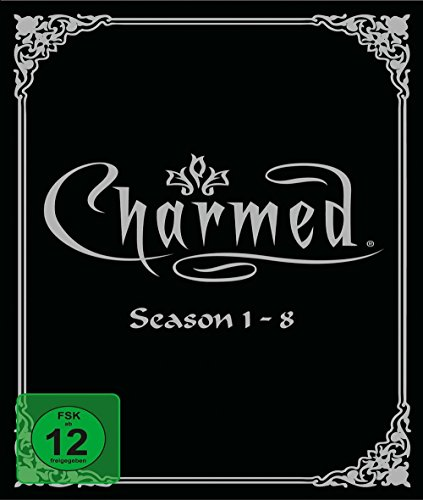 Charmed - Complete Collection, Die gesamte Serie, Season 1-8 (48 Discs)