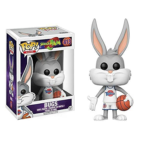 Funko Pop Movie Space Jam Bugs Bunny Figure Collectible Toy Boy's Toy