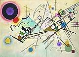 Kandinsky c1923, 8. Komposition, 250 gsm