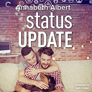 Status Update audiobook cover art