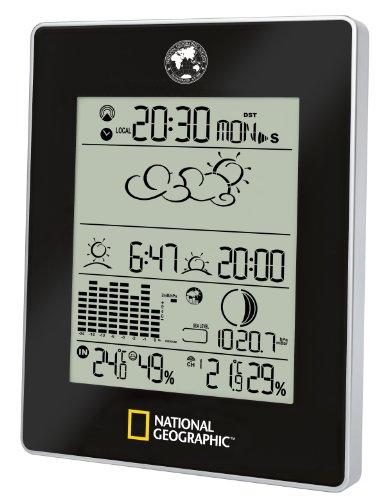 Estación Meteorológica National Geographic Wetter Experte
