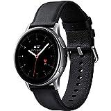 SAMSUNG Galaxy Watch Active 2 SM-R830NSSAPHE - Smartwatch de Acero, 40mm, color Plata, Bluetooth [Versión española], 40 mm