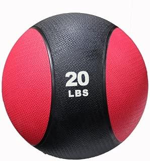 CFF Deluxe Rubber Medicine Ball