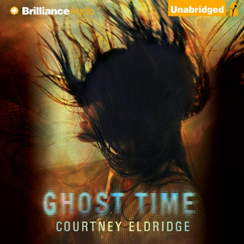 Ghost Time audiobook cover art