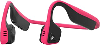 Aftershokz Trekz Titanium MINI Wireless Bluetooth Bone Conduction Headphones (Pink)