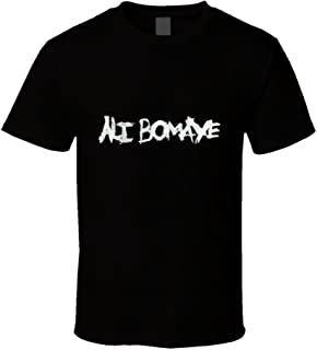 Ali Bomaye The Game, 2 Chains, Rick Ross Washed Out Look T Shirt
