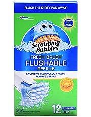 Scrubbing Bubbles 12 Fresh Brush Refill Boxed