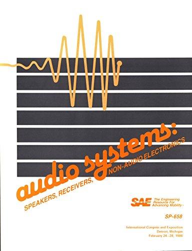 Audio Systems: Speakers, Receivers, Non-Audio Electronics