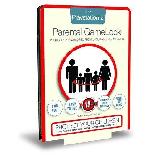 Playstation 2 - Xploder Kindersicherung