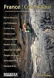 Klettertopo Cote d Azur