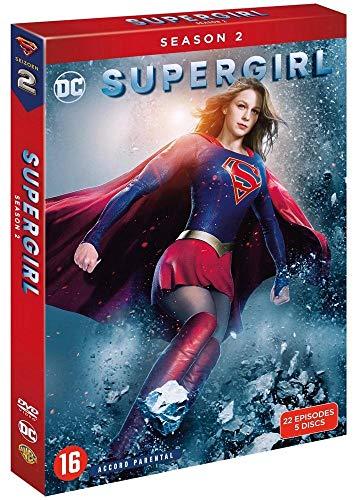 Supergirl Season 2 (4 Dvd) [Edizione: Paesi Bassi]