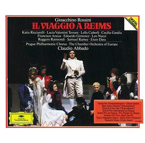 The Chamber Orchestra Of Europe, Claudio Abbado & Prague Philharmonic Chorus