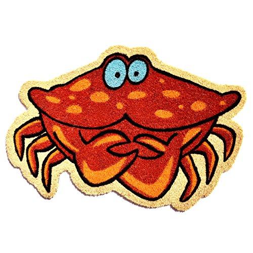 """Home & More 120312436 Crab Doormat 24"""" x 36"""""""